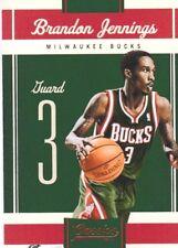 Brandon Jennings 2010-11 Panini Classics Basketball Trading Card,# 79