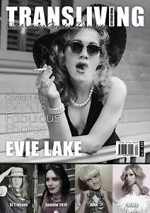 Transliving 65 Magazine Transgender, Non-Binary, X-Dress, Transvestite Lifestyle