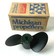 "Michigan Wheel Propeller PM55 / 032034 RH Prop 10 1/4"" x 12"""