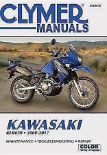 Kawasaki KLR640 Clymer Motorycle Repair Manual: 2008-17 by Anon (Paperback, 2017)