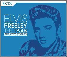 Elvis presley-the box set series 4 CD NEUF