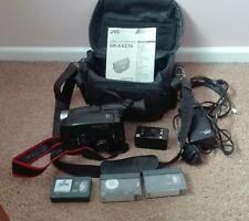 JVC compact VHS video camcorder GR-AX270
