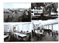 uralte AK Talsperre Pirk bei Oelsnitz Gasthaus Zur Schlinge Gastzimmer 1981 //35
