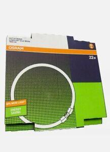 2x Osram 22w T5 2GX13 Round 230mm Circular Fluorescent Tube 840 Cool White 4000k