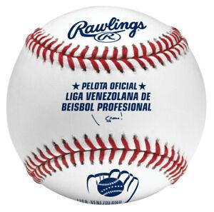 1 DOZEN (12 Balls) VENEZUELAN BASEBALL LEAGUE  OFFICIAL BALL  RAWLINGS  NEW