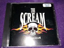 THE SCREAM cd LET IT SCREAM  hr-60994-2 free US shipping