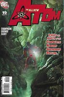 Atom Comic Issue 19 Modern Age First Print 2008 Champagne Ordway Scott DC