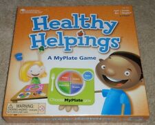 Healthy Helpings MyPlate nutrition/food groups game, ages 4+, New!
