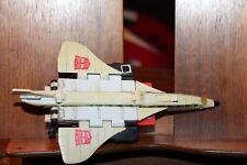 Silverbolt G1 1985 Takara Transformers Jet Japan Concord