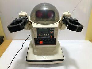 VINTAGE 1984 TOMY OMNIBOT 5402 Cassette Recorder