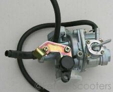 Pz 19 Carburetor w/Cable Chock &am 00006000 p; Fuel Lock fr 50cc -110cc X-8, -12 Pocket Bikes