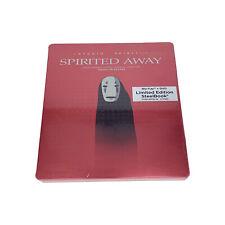 Spirited Away Limited Edition Steelbook (Blu-ray + Dvd) Brand New