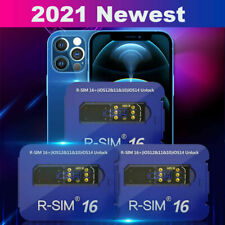 R-Sim16 Nano Unlock Rsim Card For iPhone 12 11 Pro Xs Max Xr X 8 7 6S Se iOs 14