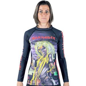 Tatami Fightwear x Iron Maiden Ladies Killers Long Sleeve Rashguard