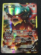 Pokemon TCG : XY PROMO MYTHICAL COLLECTION VOLCANION XY185 FULL ART HOLO