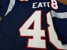 #00 New England Patriots  Football Jersey Name&Number -SEWN-ON.6XL,7XL. 4X,5XL