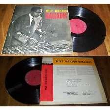 MILT JACKSON - Ballades French LP Savoy Cool Jazz BIEM