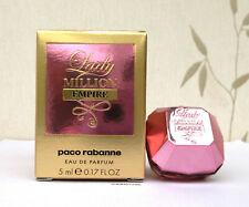 Paco Rabanne Lady Million Empire Eau De Parfum 5ml Splash On  BNIB New