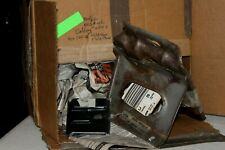 Ford Shelby Mustang Nos 1964-66 Battery Tray C5Zz-10732-C & Nos Hold down Clamp