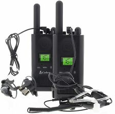 Cobra PU880 Pro Business Radio Walkie Takie (Twin Pack) con hasta 10km Gama