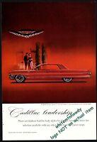1962 CADILLAC Sedan deVille Classic Sixties 60s 1960s Car Photo AD