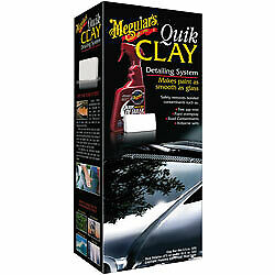 MEGUIARS QUIK CLAY DETAILING SYSTEM G1116 BRAND NEW & IN STOCK