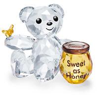Swarovski 5491970 Kris Bear - Sweet as Honey 3.2x4.1x3CM RRP $129