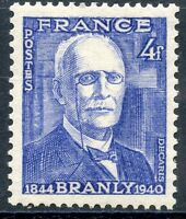 STAMP /  TIMBRE FRANCE NEUF N° 599 ** PHYSICIEN EDOUARD BRANLY