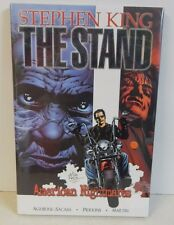 Marvel Comics Stephen King The Stand American Nightmares collects#1-5 Perkins HC