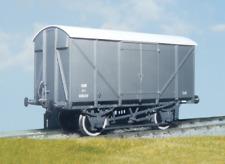 Parkside Models PS28 GWR 12T Covered Goods Wagon Plywood Kit O Gauge