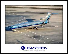 Eastern Airlines Boeing 727-225 11x14 Photo (I008LGAC11X14)