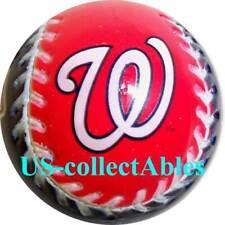 MLB WASHINGTON NATIONALS Baseball Keychain Rare Sports Collectible Souvenir Item