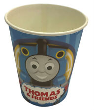 Thomas And Friends Cup 8 Pack Disposable Birthday Party License Tableware Kids