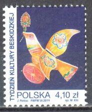 Poland 2019 - Beskid Culture Week - Mi.5128- MNH(**)
