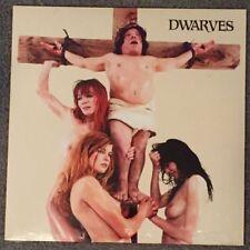 Dwarves - The Dwarves Must Die LP - Black Vinyl - PUNK VINYL - Sealed new copy