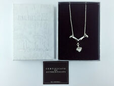 Final Fantasy X-2 Silver 925 Yuna Necklace official Square Enix