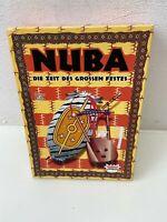 Nuba von Amigo Games Brettspiel für Zwei Gesellschafts Afrika von Reiner Knizia