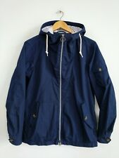 UNITED ARROWS Green Label Relaxing navy blue parka hoodie jacket shirt large
