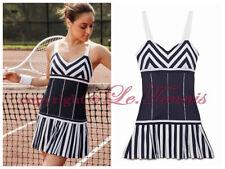 Fila Modern Heritage X Ginny Hilfiger Tennis Kleid Run Dance Fitness Golf Rock