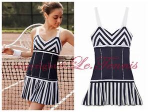 FILA MODERN HERITAGE X GINNY HILFIGER Tennis Dress Run Dance Gym Golf Skirt - XS