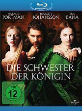 DIE SCHWESTER DER KÖNIGIN (Natalie Portman) Blu-ray Disc NEU+OVP