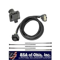 Trailer Hitch Wiring Tow Harness 7-Way For Buick Enclave All 2018 2019 2020