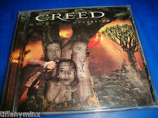 CREED cd WEATHERED scott stapp free US shipping