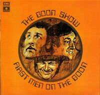 THE GOON SHOW first men on the goon PMC 7132 uk parlophone LP PS EX/EX