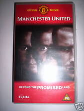 K7 VIDEO VHS MANCHESTER UNITED OFFICIAL MOVIE 2000