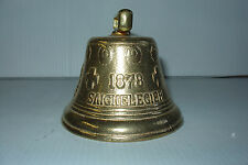 """Weaver Leather 654465 Swiss Cow Bell, 4 7/8"""" Diameter - Free Shipping!"""