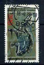 ALLEMAGNE Féd. timbre 822, Cheval primitif, oblitéré