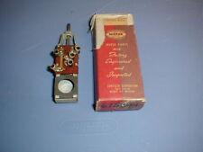 NOS MOPAR 1937-8 HEADLIGHT SWITCH DESOTO DODGE PLYMOUTH