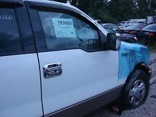 2004 Ford F150 White Front Passenger Door Super Cab