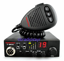 Thunderpole T-800 Multi Channel 12 Volt AM/FM CB Radio